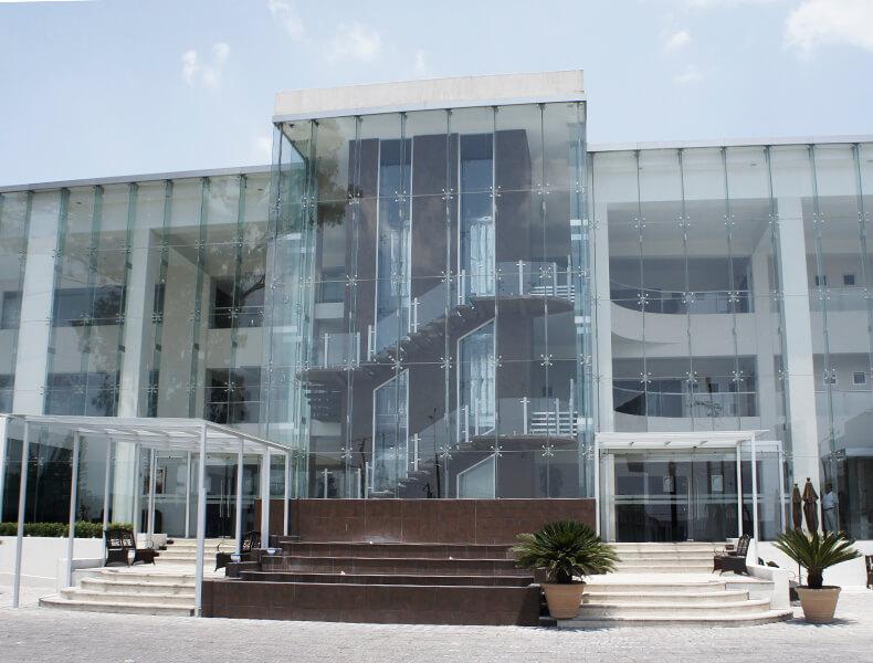 vidriería para edificios