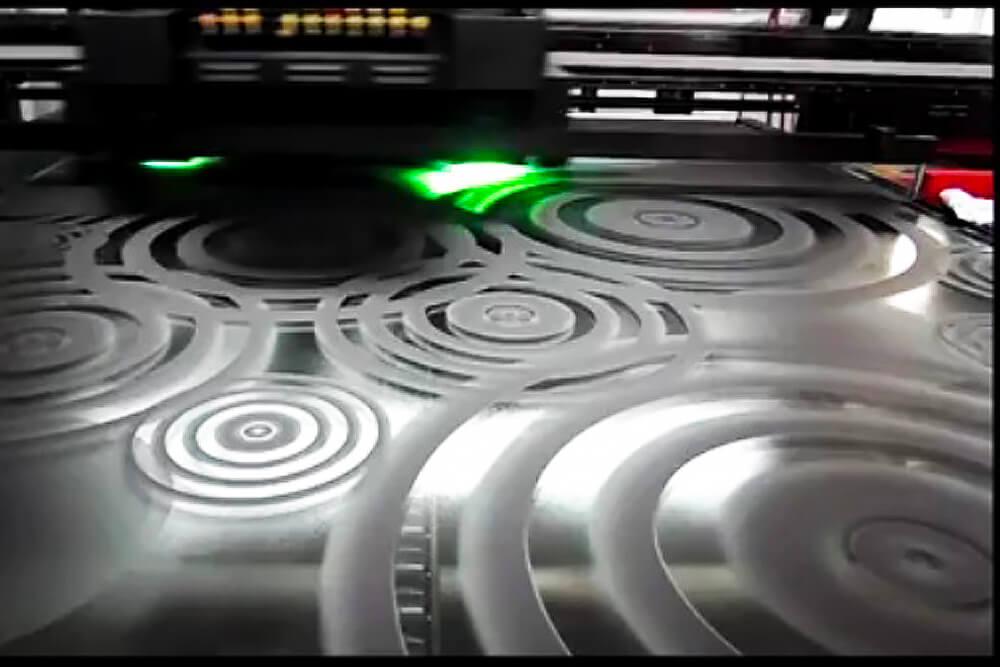 impresión digital en vidrio méxico