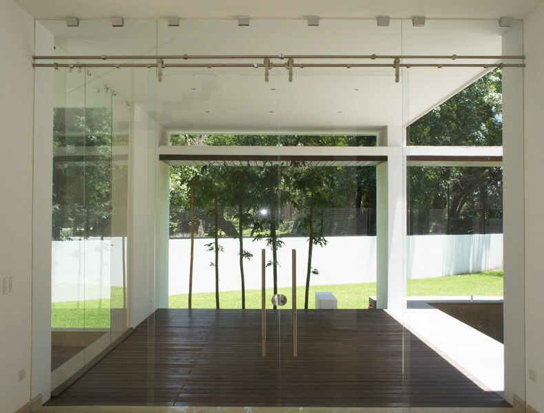 cristal y aluminio para casas puebla